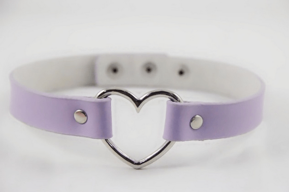 Pastel Love Collar Choker