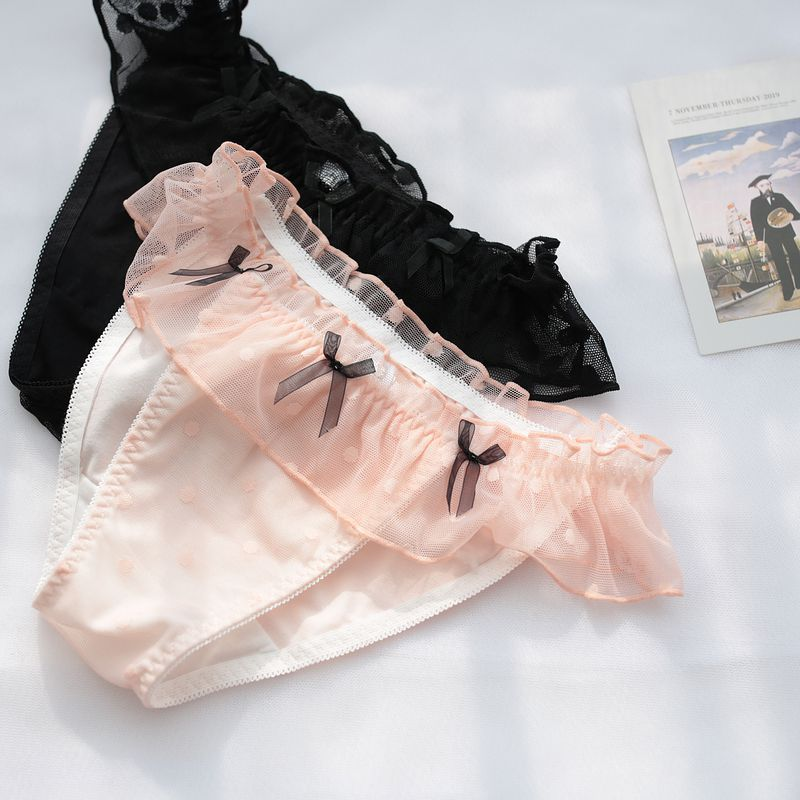 Bow Pastel Aesthetic Tumblr Candy Japanese Cute Kawaii  Sweetie Baby Panty