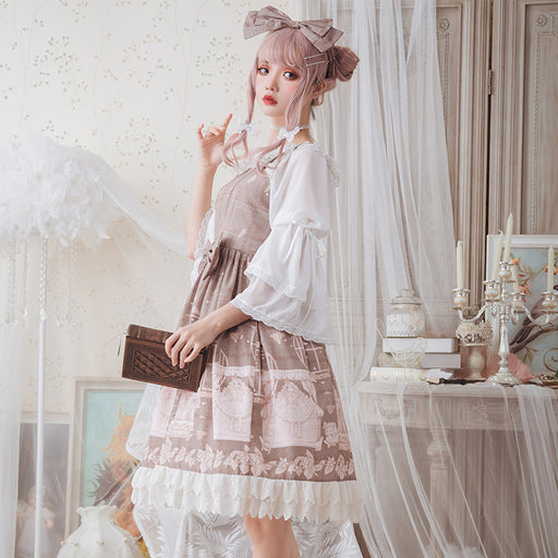 Decora Prince Kawaii Lolita Mori Dress