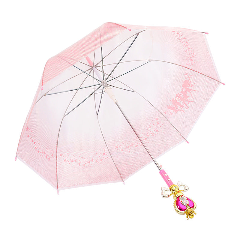 Sailor Moon Captor Sakura Starring Pink Umbrella