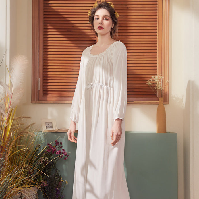 Victorian Era - Sweet Retro Angel's Night Gown