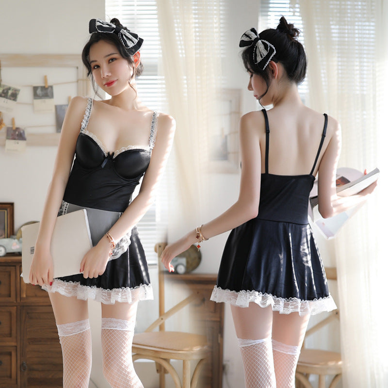 Sofyee Anime Kawaii Japanese Maid Dress