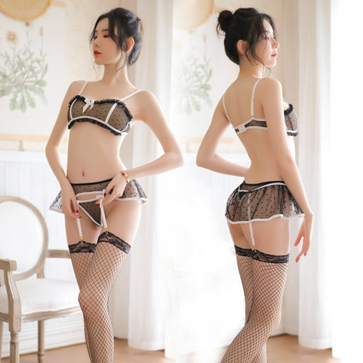 Japanese Sexy Lingerie Set