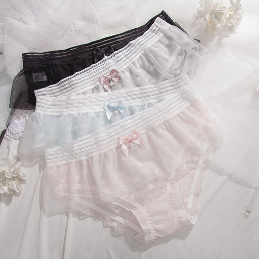 6pcs-Sweet Panty Set
