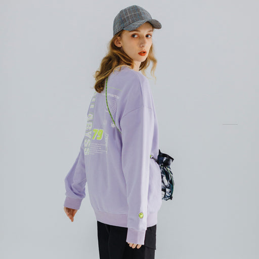 Kawaii Pastel Hip Hop Music Girl Sweatshirt