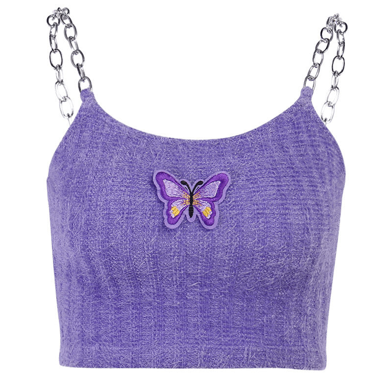 Butterfly Cami Top
