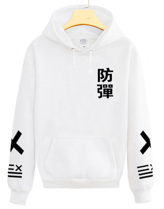 BTS  K-pop V Young Forever Oversized Hoodie