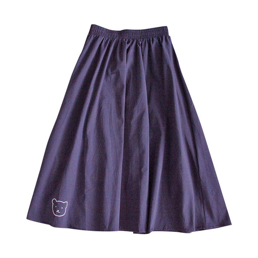 Cute bear soft sister art skirt