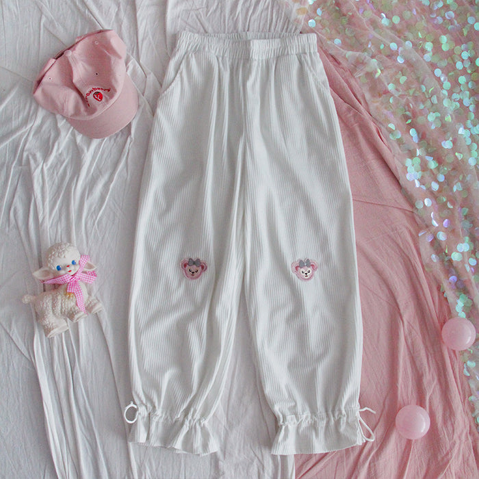 Kawaii Candy Bear Pant