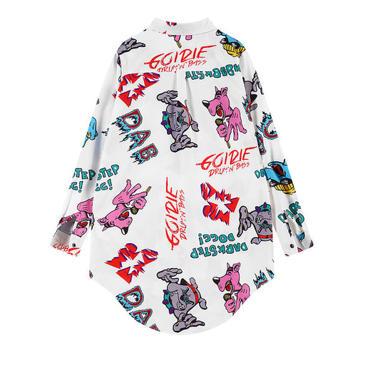 Pastel Kawaii Anime Japanese Aesthetic Graphic Shirt