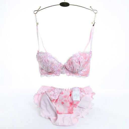 Cotton Candy Underwire Bra & Panty Set