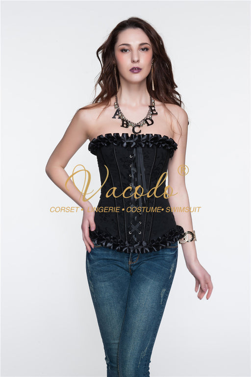 Vocado-Belly Sculpting Court Corset