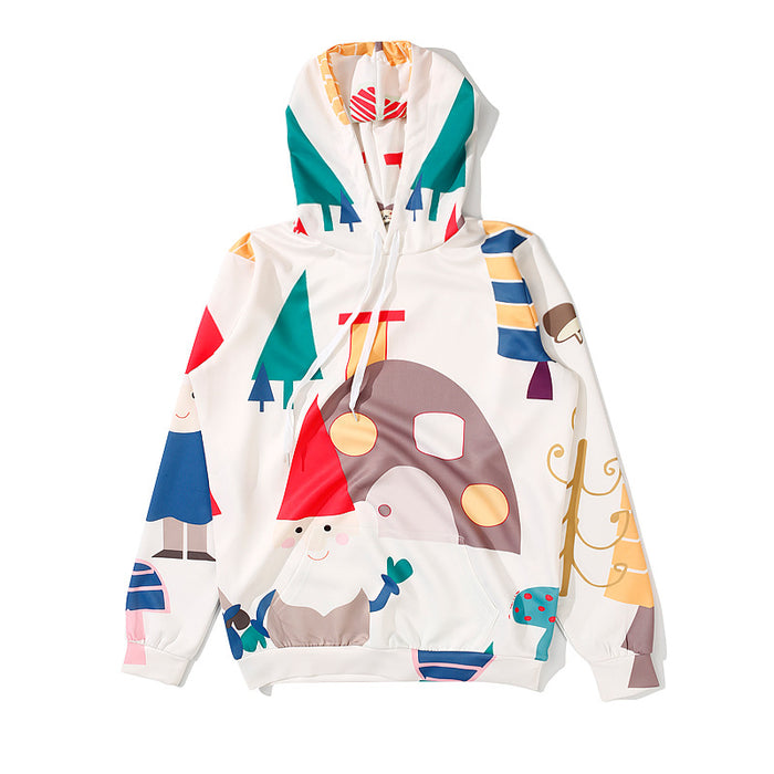 Anime Graphic Funny Hoodie
