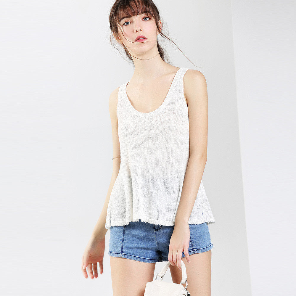 Heart Catcher Tank Top - sofyee