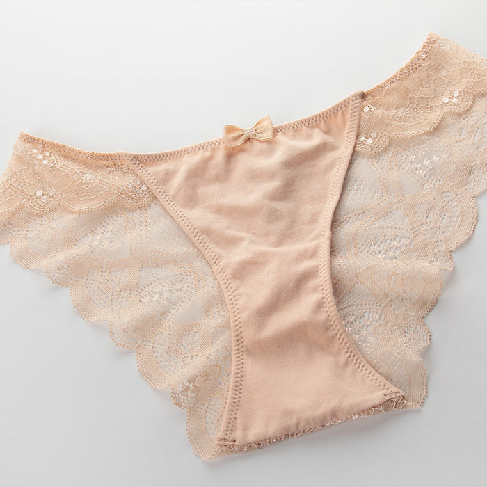 Sheer Mesh Cheekie Panty