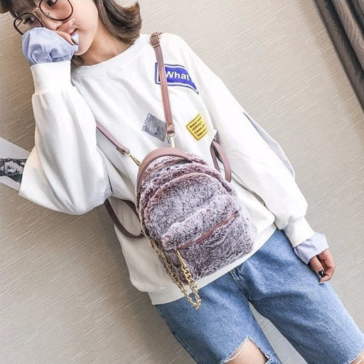 Kawaii Pastel Aesthetic Backpack