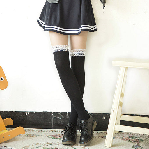 Amine Girly Kawaii Hello Kitty Cat Cosplay Tights