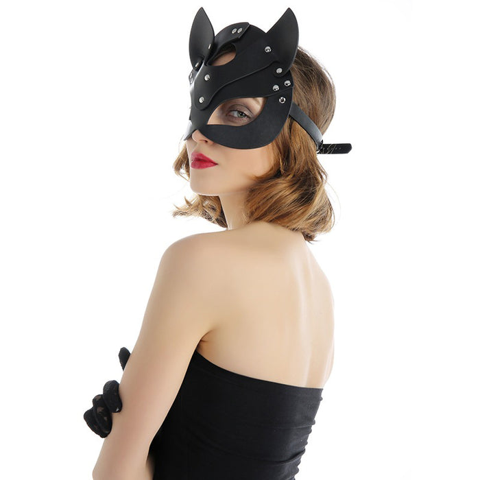 Sexy Cat And Rabbit Ear Mask