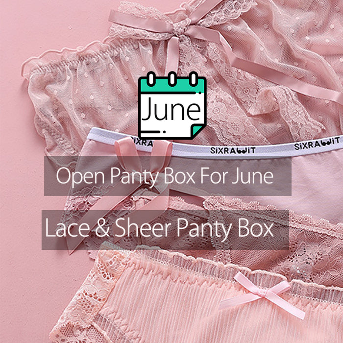 Monthly Panty Surprise Box - 5PCS
