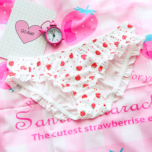 Strawberry Japanese Cute Kawaii  Sweetie Baby Panty