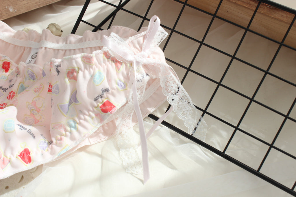 Fruity Pastel Aesthetic Tumblr Candy Japanese Cute Kawaii  Sweetie Baby Panty