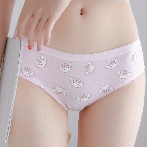 Anime Rabbit Sweet Doggie Kawaii Cute Panty