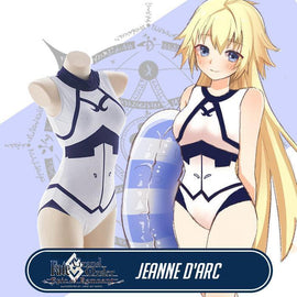 Fate/Grand Order Summer Jeanne d'Arc One Piece Anime Kawaii Swimsuit
