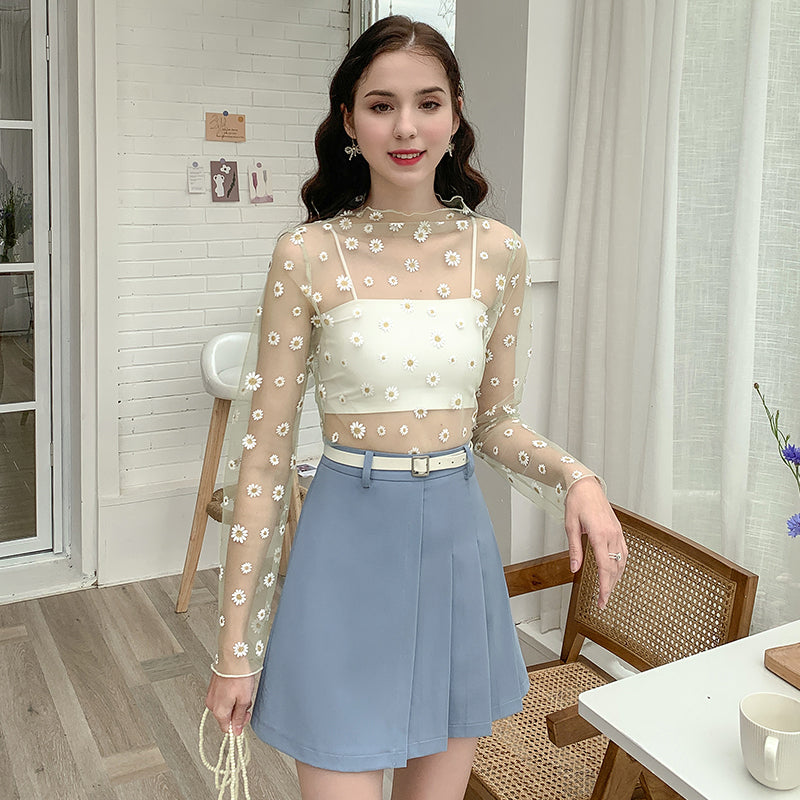 Daisy Flower Top