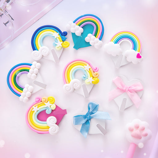 Rainbow Japanese Candy Color Pastel Kawaii Hook