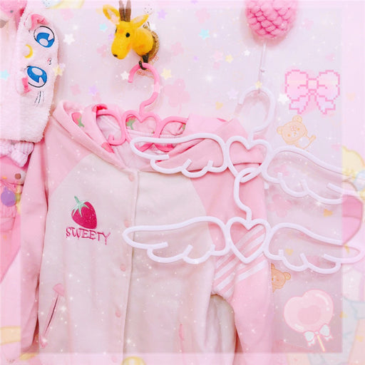 Sakura Wings Japanese Pastel Kawaii Hanger