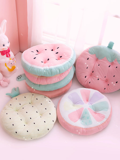 Japanese Candy Color Pastel Kawaii Cushion