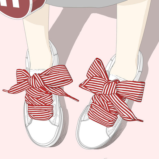 Pink Pastel School Girl Anime Kawaii Japanese Forest Lolita Converse