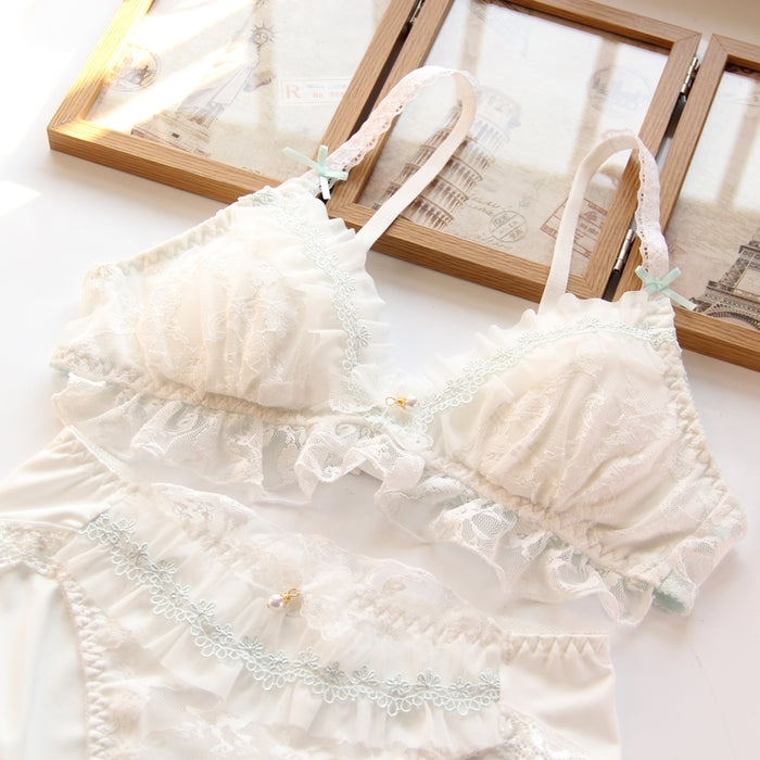 A Road To Lover Cute Sweetie Bralette Set