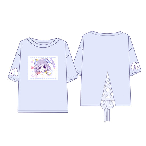 Anime Cat Girly Pastel T-Shirt