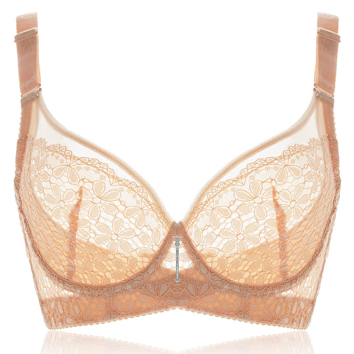 Unlined 3/4 Cup Bra