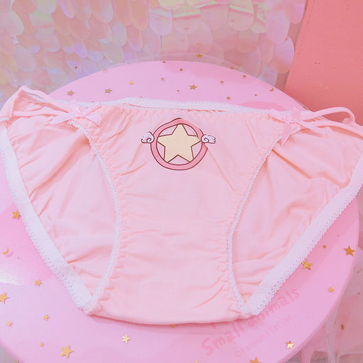 Sakura Sweet Flying Wings Kawaii Cute Panty