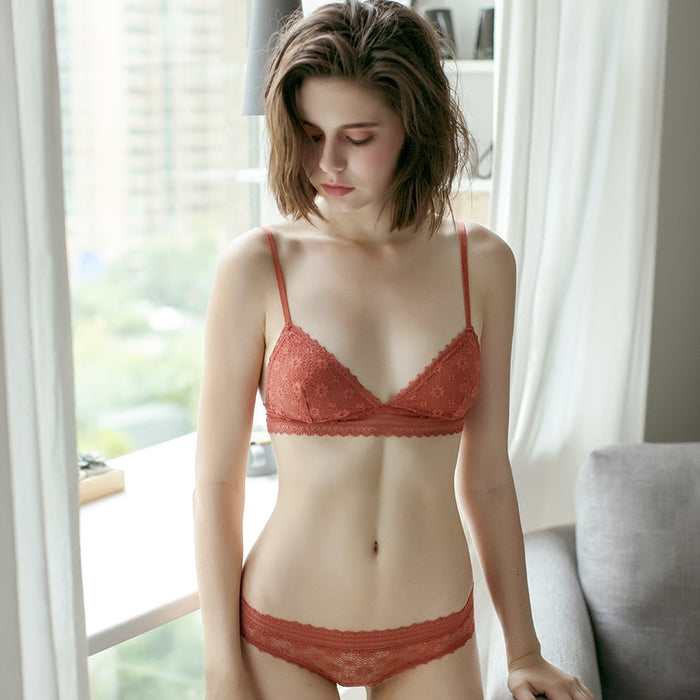 Just Comfy Bralette & Panty Set