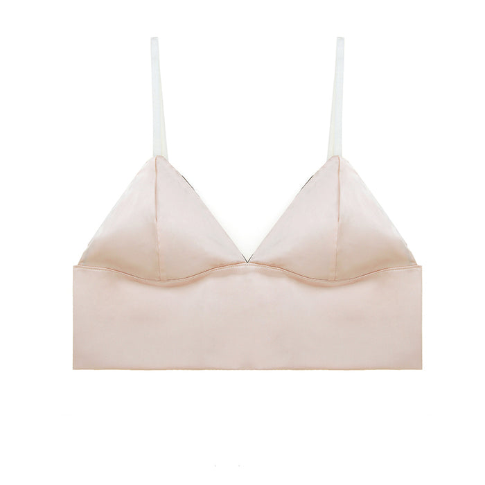 Satin Feeling Bralette
