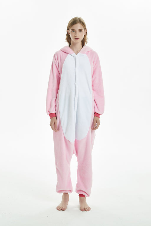 Harajuku Adult Kawaii Pastel Unicorn Animal Onesie