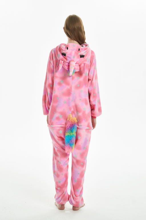 Harajuku Adult Kawaii Pastel Unicorn Rainbow Animal Onesie