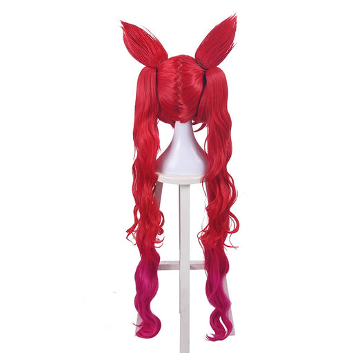 Game Character LOL Magical Girl Jinx Cosplay Wigs