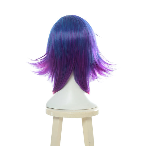 LOL Neeko Cosplay Wigs The Curious Chameleon Game Cosplay Wig
