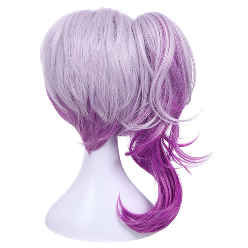 New Game LOL Cosplay Wigs Lux the Lady of Luminosity Character Cosplay Wig