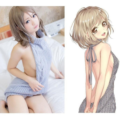 VK Virgin Killer Cosplay Sweater