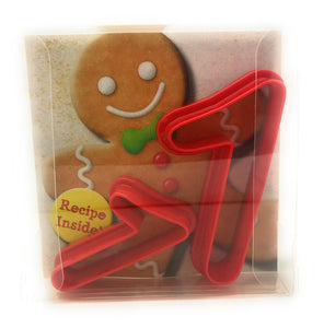One Digit Shaped Cookie Cutter Set of 2