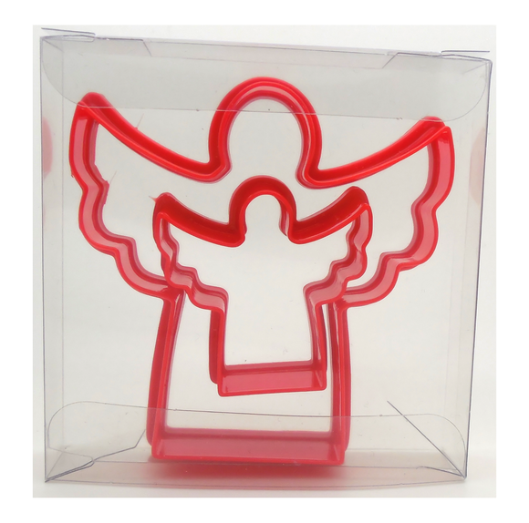 Angel Cookie Cutter Set of 2