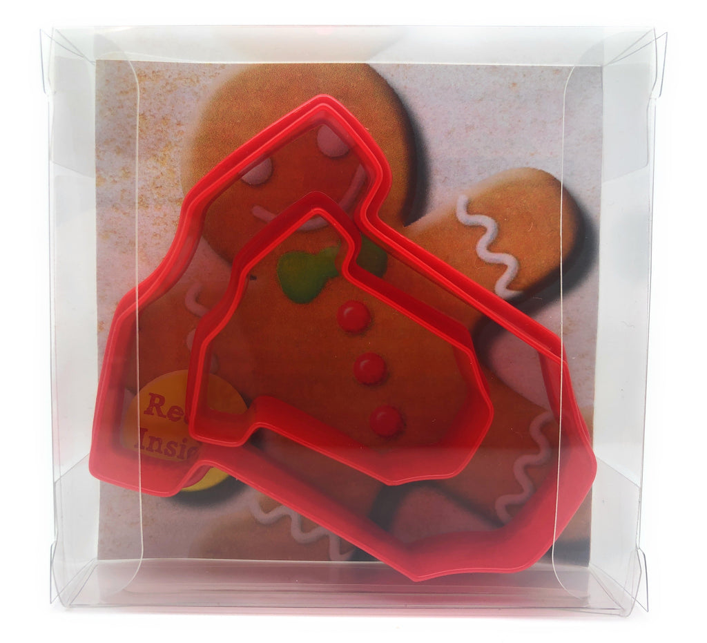 Baby Onesie Cookie Cutter Set of 2