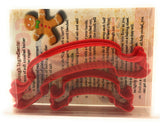 Banner Ribbon Cookie Cutter Set of 2