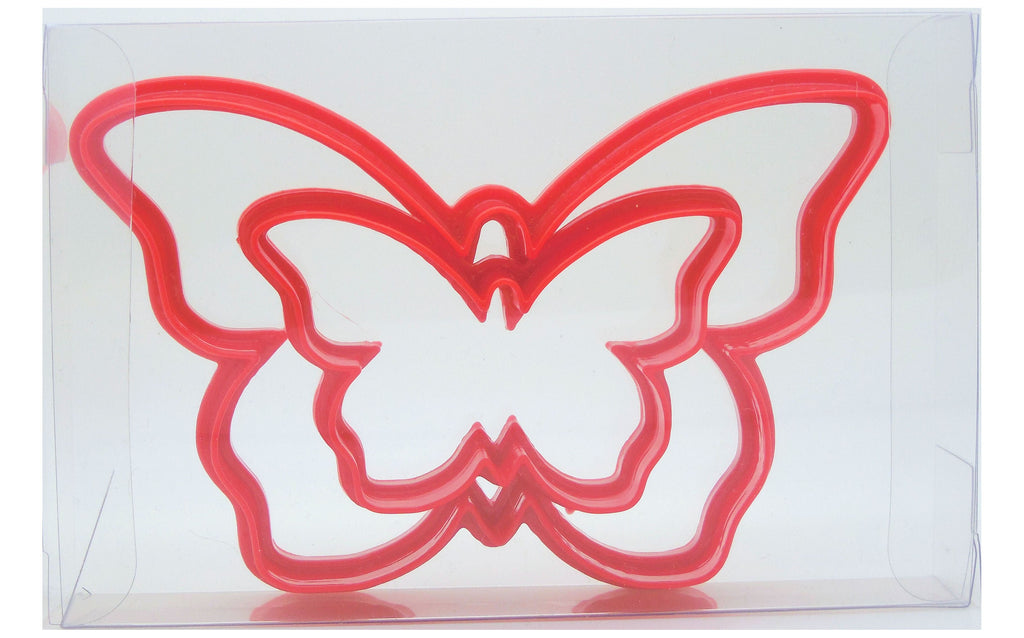 Butterfly Cookie Cutter Set of 2
