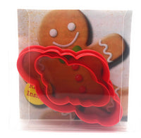 Clouds Cookie Cutter Set of 2
